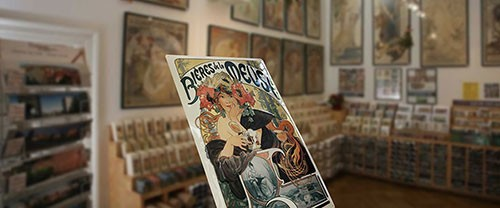 Plaques décoratives pour le merchandising